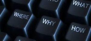 computer keys how why where
