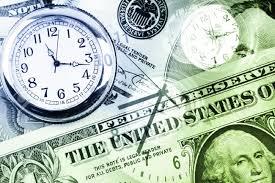 clock money
